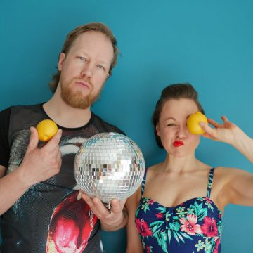 Elektro-pop duo Minä ja Nieminen